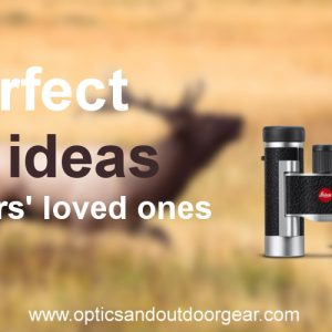 Perfect first ideas for hunters' loved ones